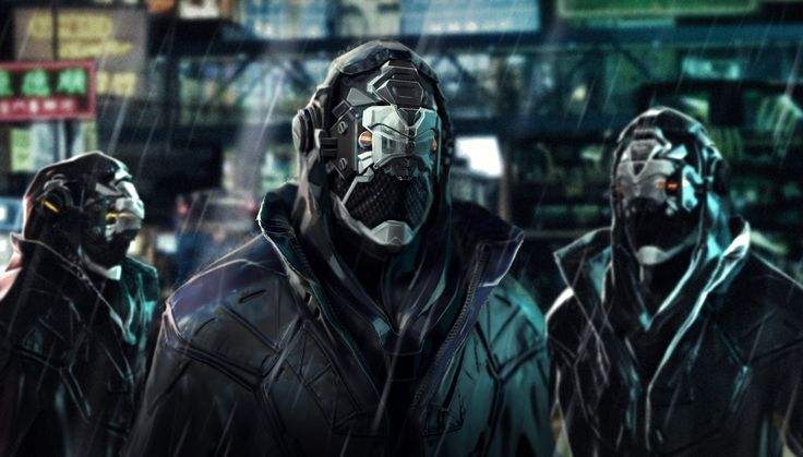 Random Cyborg, Phuc Dang on ArtStation at https://www.artstation.com/artwork/xDbv1