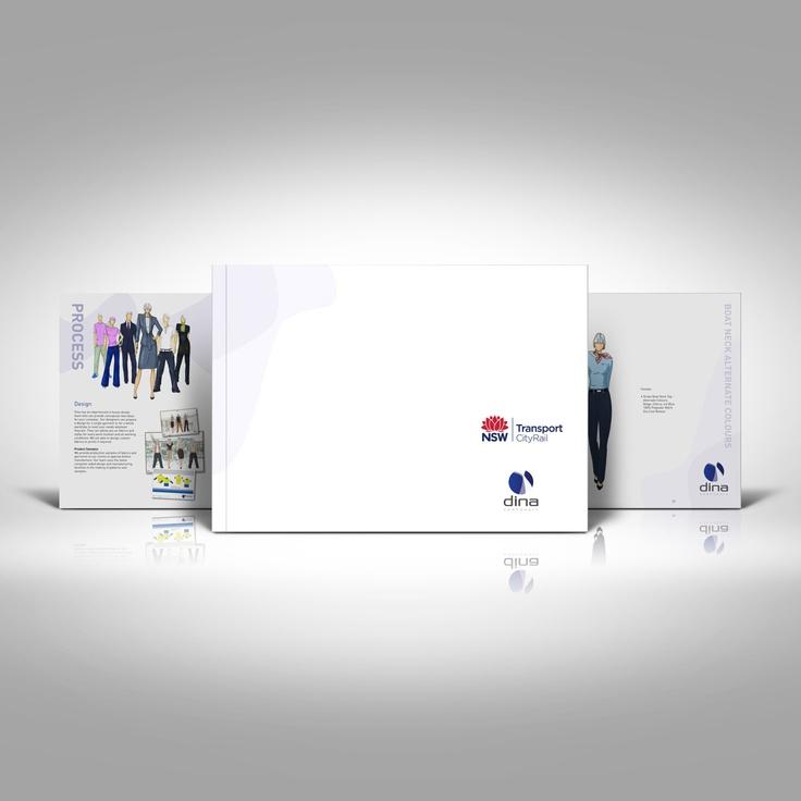 Dina Corporate - A3 Presentation Book
