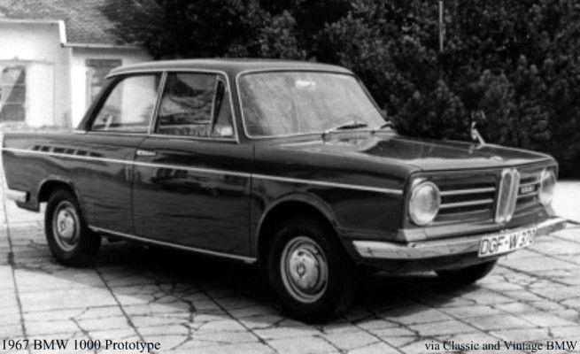 BMW 1000 prototype