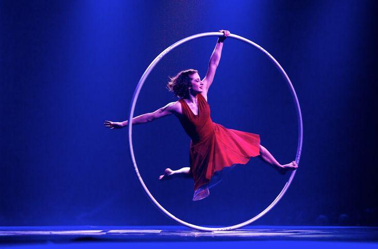 Angelica Bongiovonni - 34th Festival Mondial du Cirque de Demain - Paris