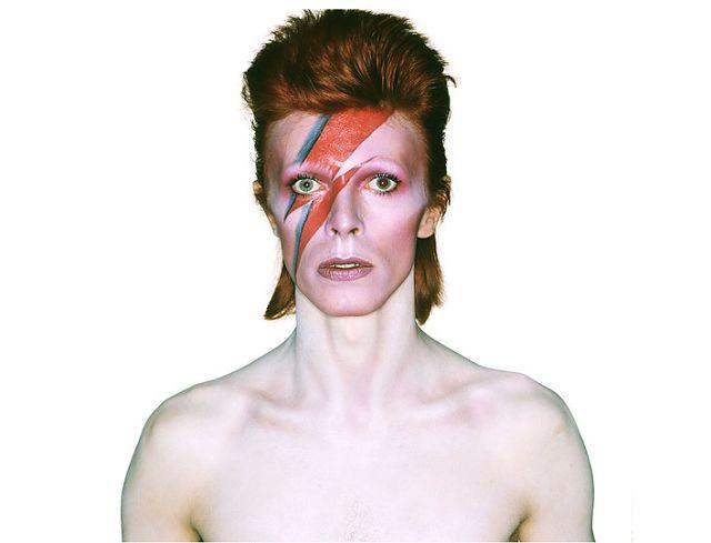David Bowie Lightning Bolt