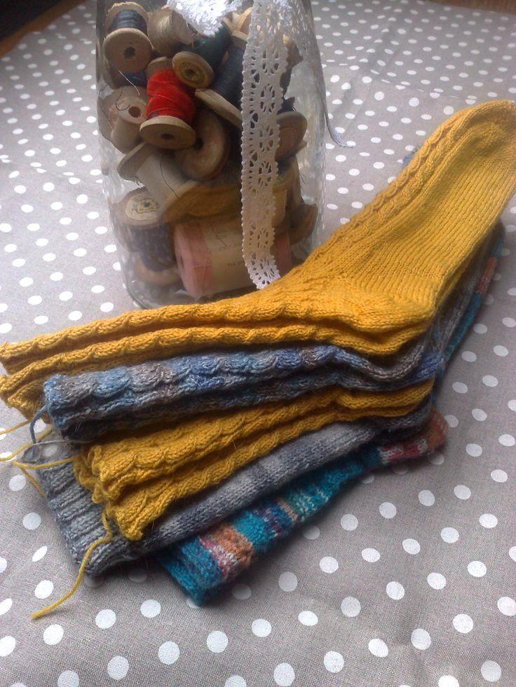 My socks :-)