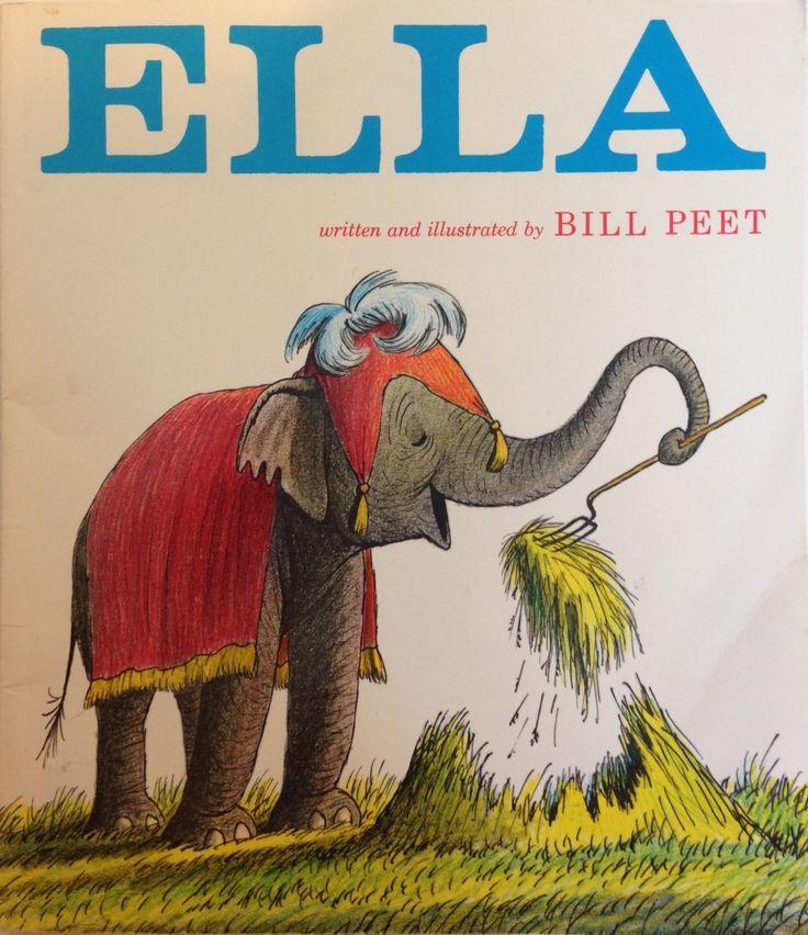 Chronicling Bill Peet: Ella
