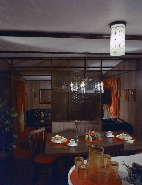 Dining Room 1970s Mobile Home Mobile Home Makeover Mobile Home