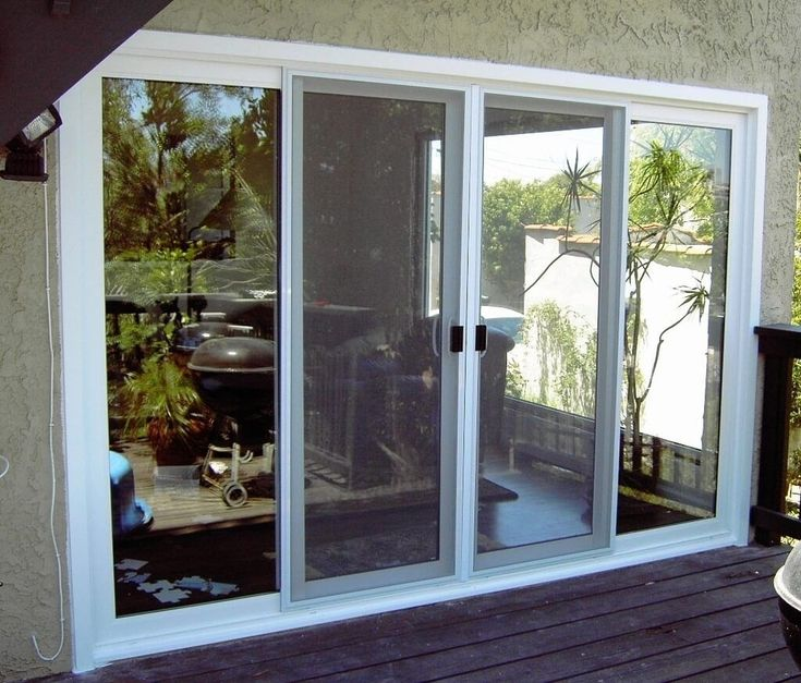 Best 25 Sliding glass patio doors ideas on Pinterest Sliding
