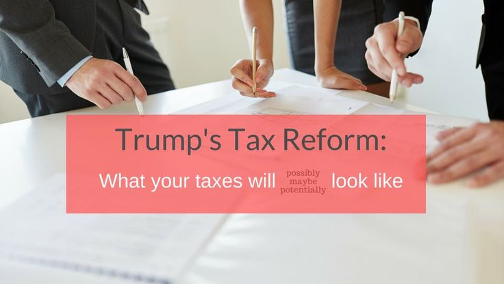 I know it's a little soon to be talking about filing your 2017 tax return (though, it's never actually too early!), but a bit of news happened this week that could drastically change the amount of taxes you'll pay next year. Donald Trump recently released his plan to cut taxes for the upcoming filing year, …
