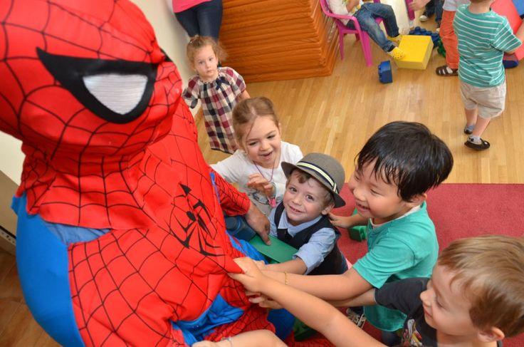 Animatori Petreceri Copii - Spiderman