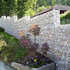 17 best ideas about steinzaun on pinterest | sichtschutz stein, Hause und Garten