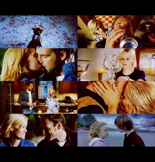 """Sweet Home Alabama.. one of my #1 favorite of all time.."""" Why do you want to marry me?"""" """"So I can kiss you whenever I want"""" .."""