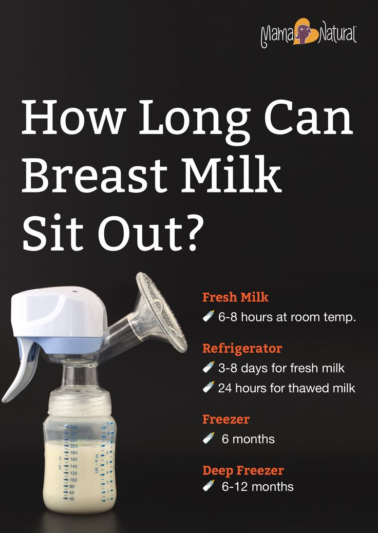 How long can breast milk sit out? And how long will it last in the fridge? Get answers to these questions and more in this post on safe breastmilk storage.