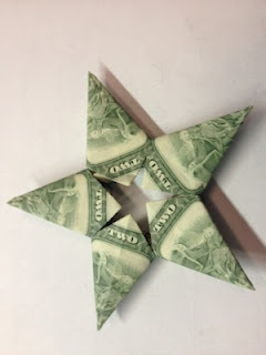 money star.....12/24/12. This was easy and fun to do!