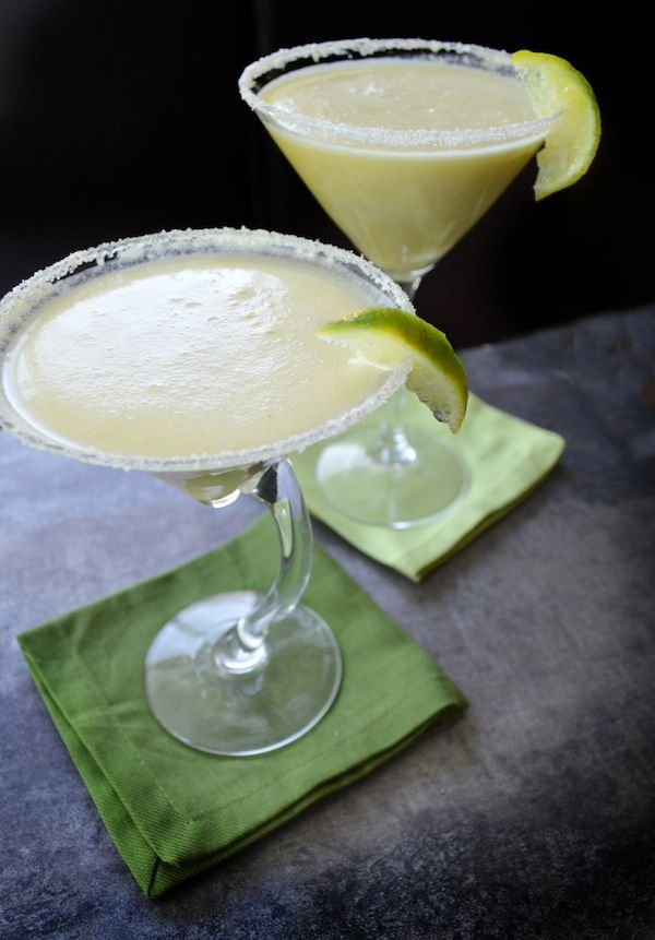 #paleo Frankentstein's Key Lime Pie Martini