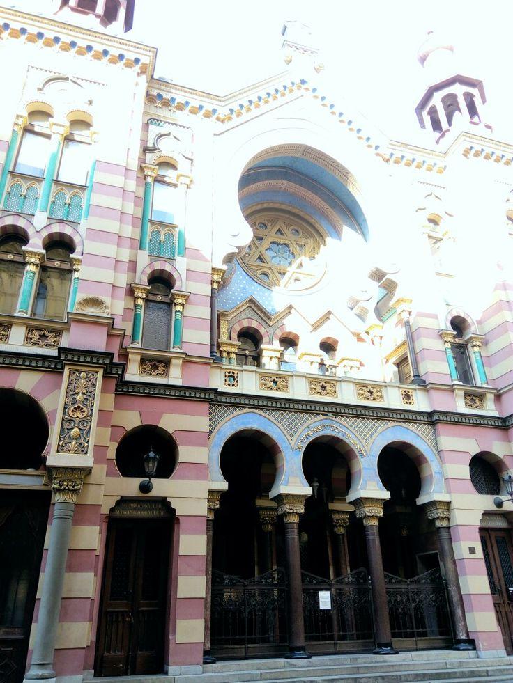 Jerusalem synagogue Prague
