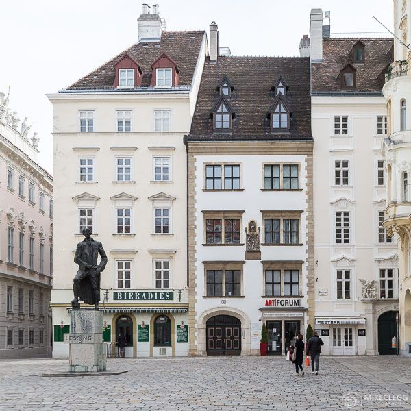 Streets within the Innere Stadt