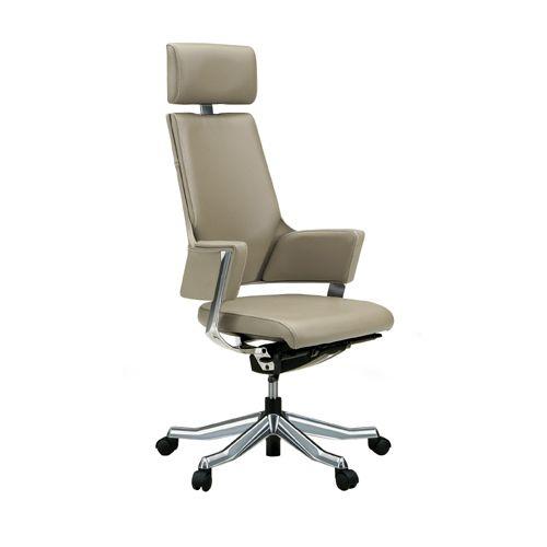 DELPHI work chair high back デルフィ ワークチェア ハイバック [ レザー ]   リグナ東京