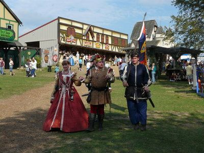 Travel Back In Time at the #Renaissance Pleasure Faire! -