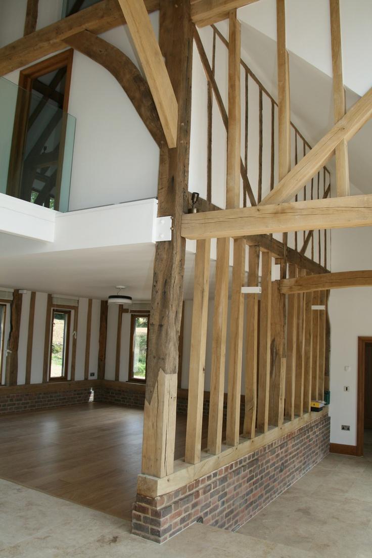61 best interior barn images on pinterest home ideas for Barn renovation