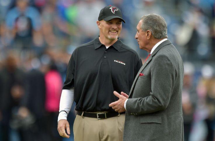 Atlanta Falcons: Arthur Blank, Dann Quinn lead group set to honor military