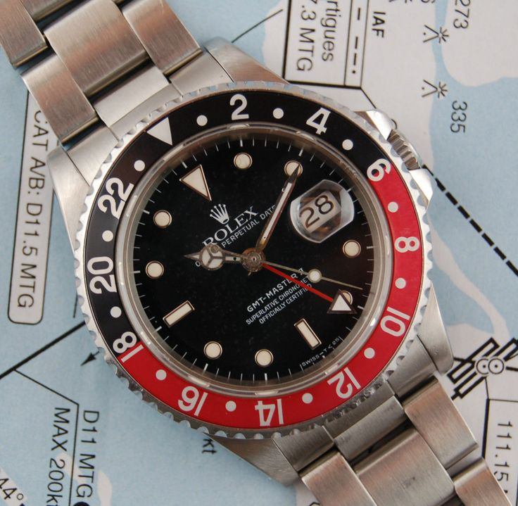 Massive reduction on this Rolex GMT Master II Fat Lady!! http://www.nlwatch.nl/en/vintage-watches/rolex-gmt-16760 Not a raving beauty but an honest and very rare sport Rolex.  Definitly the cheapest on the web!  www.nlwatch.nl