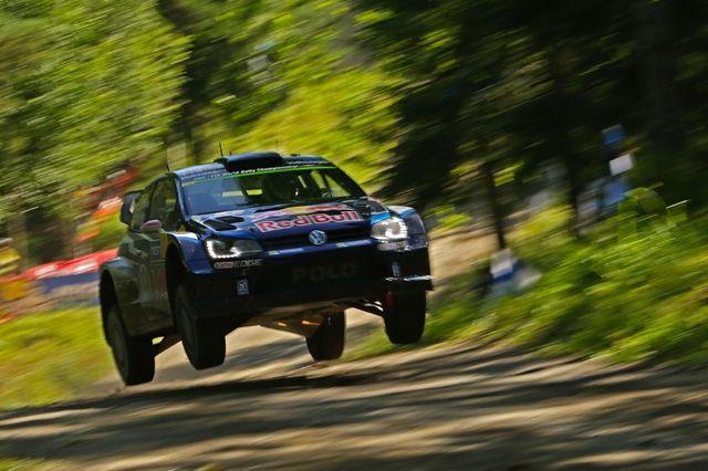 WRC, Finlanda 2015: Latvala a castigat pe propriul teren