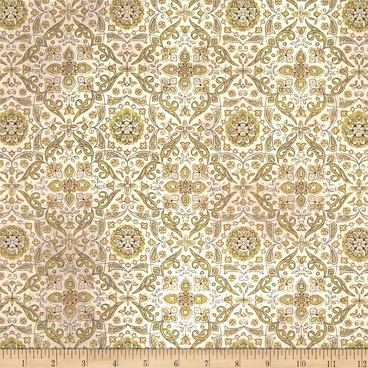 Designed by Tim Holtz, this cotton print is perfect for quilting, apparel and home decor accents. Colors include cream, shades of brown, shades of green, and shades of grey.