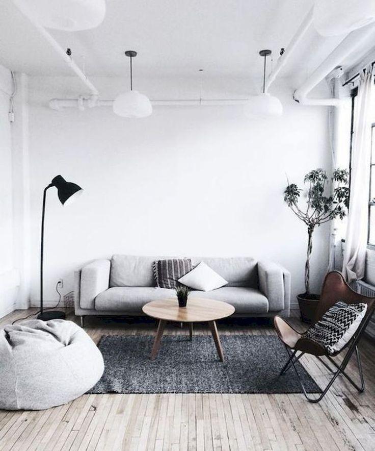 Best 25 minimalist apartment ideas on pinterest for Minimalist living in college