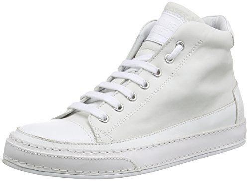 Candice Cooper joy.cotton, Damen Hohe Sneakers, Weiß (bianco), 38 EU - http://uhr.haus/candice-cooper/38-eu-candice-cooper-joy-cotton-damen-hohe-blau-37-3
