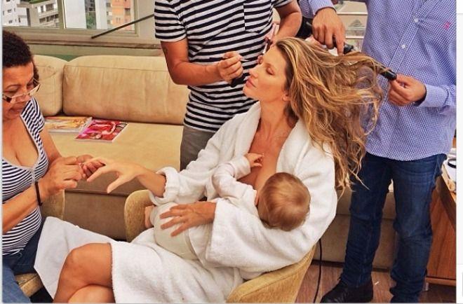 Mother all the time: Commentaires comments A lire aussi: Revue de mode : H&M s'empare de votre mariage, le monocle revient en grâces et Miley Cyrus a du ...