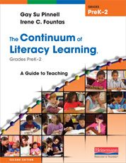 34 best fountas and pinnell images on pinterest literacy fiction the continuum of literacy learning grades second edition a guide to teaching second edition fountas pinnell benchmark assessment system fandeluxe Choice Image