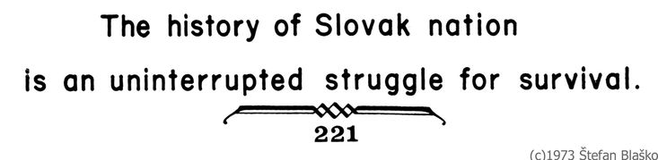 "My pre-trip reading has also included Štefan Blaško's ""ABC Slovak Language Vol. 5: Slovakia Geography & History"" ( (c)1973 Štefan Blaško, 60 Crescent Terrace, Belleville, N.J.…"