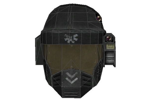 Battlefield 2142: Northern Strike Helmet Free Papercraft Download - http://www.papercraftsquare.com/battlefield-2142-northern-strike-helmet-free-papercraft-download.html#Battlefield2142, #Battlefield2142NorthernStrike, #Helmet, #LifeSize