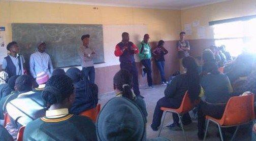St. Ansgar's School, Lanseria, South Africa #WeAreSuccess Team