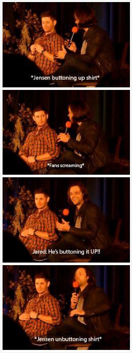 Jensen ... you are amazing