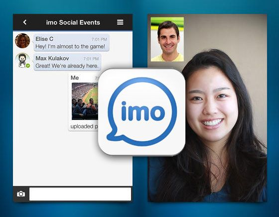 IMO Messenger iPhone iPad : Messagerie Multiprotocole Audio/Video HD (gratuit)
