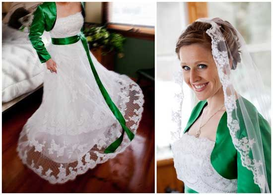 526 best ST. PATRICK\'S DAY WEDDING images on Pinterest | Green ...