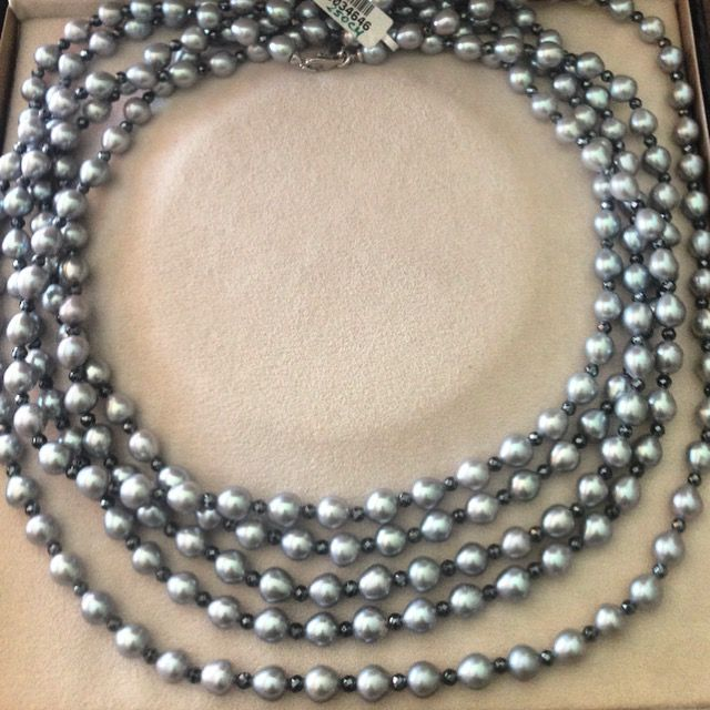 Freshwater pearls Serkos for myhydraboutique