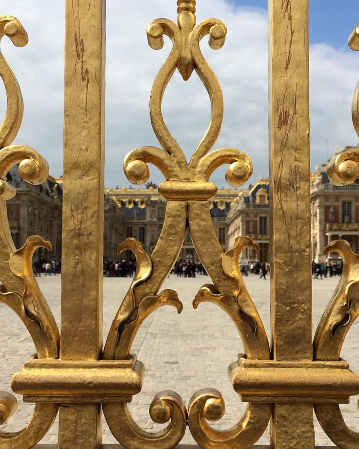 The Golden Gate at Versailles