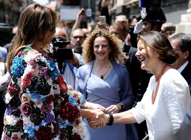 ¿Deberían ser las primeras damas más austeras con sus gastos en moda