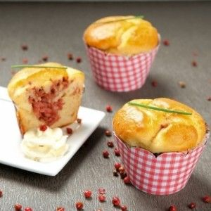 Cupcakes-salgados