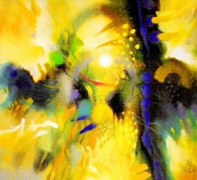 pinturas oleo modernas para sala clasico