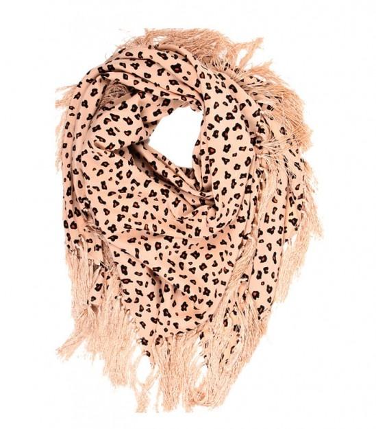 chloe scarf: Animal Prints