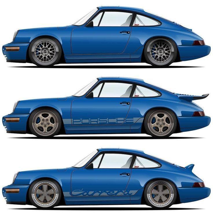 Ingwer ist immer stilvoll. ? @ 9_six_iv? @icemanmsc. . # porsche964 # 964 # porsche911 #porsche # 911 # 964turbo #porschefans #porschelife   – Porsche 911
