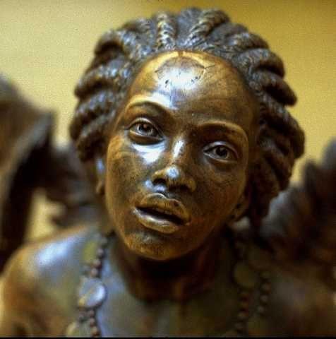Haunting beauty - ship's figurehead. French baroque, c. 1700's.  Musée de la Marine, Paris, France  #art  #sculpture