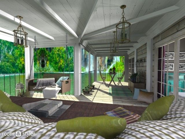 Roomstyler.com - Porch