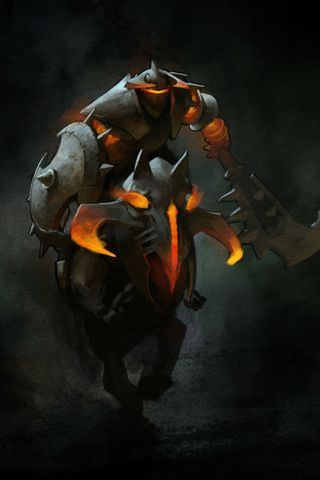 dota 2 wallpaper for iPhone and Android