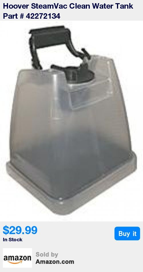 Replacement clean water and solution tank for use with Hoover Steam Vac deep carpet cleaners * Hoover SteamVac clean water and solution tank * Fits Hoover SteamVac carpet cleaning machine models: F5805, F5806, F5807, F5807-060, F5809, F5815, F5817, F5821, F5822, F5825, F5826-900, F5827, F5831-900, F5831-990, F5833-900, F5837-050, F5837-900, F5837-950, F5837-960, F5839-900, F5843-900, F5853-900, F5857-001, F5857-011, F5857-900, F5857-906, F5857-909, F5857-916, F5857-918, F5857-975, F5857-990,