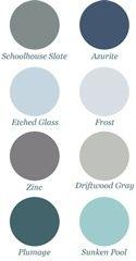 Blue/grey color scheme - MyHomeLookBook
