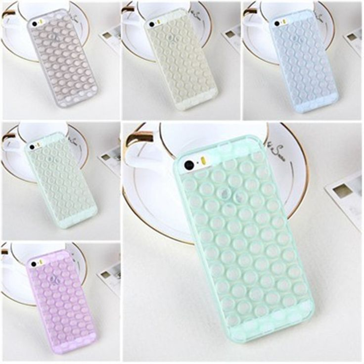 New 3D Puchi Pop Pal Pal Bubble Wrap Design Soft Transparent TPU Phone Case Cover for iPhone 6 6 Plus 5S-in Phone Bags & Cases from Phones & Telecommunications on Aliexpress.com | Alibaba Group