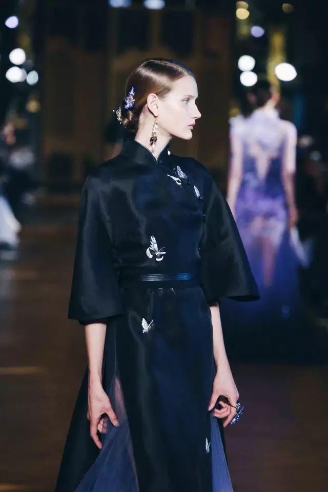 在巴黎时装周,我看到了中国风的正确打开方式