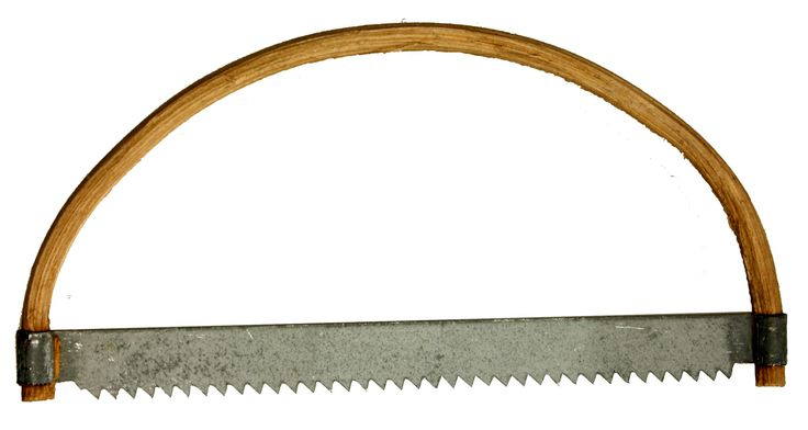 """Log Saw - 2"""" long"""